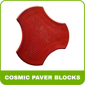 Cosmic Pover Blocks