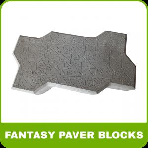 Fantasy paver Blocks