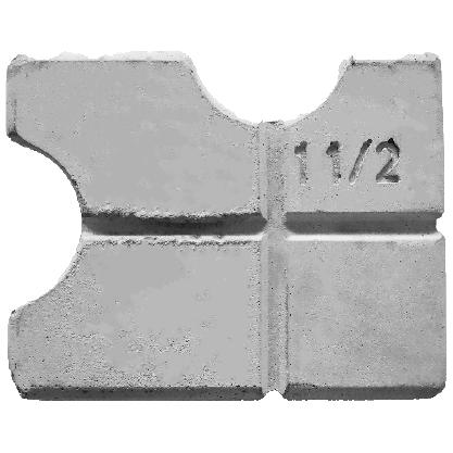 Concrete Cover Blocks 40,50mm