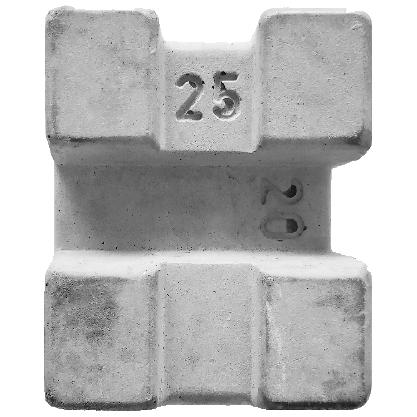 Concrete Cover Blocks 20,25,40&50mm (4in1)
