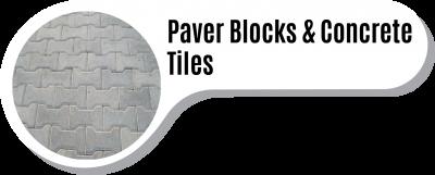 Paver Blocks & Concrete